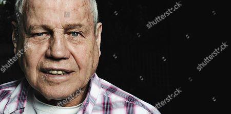 Ex-boxer Terry Downes.