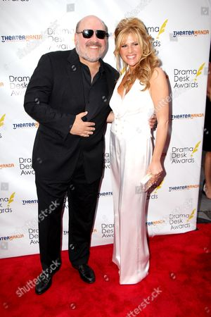 Frank Wildhorn and Guest