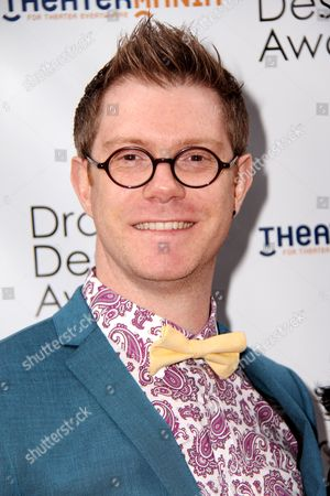 Editorial picture of 57th Annual Drama Desk Awards, New York, America - 03 Jun 2012