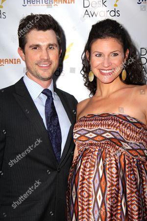 Editorial photo of 57th Annual Drama Desk Awards, New York, America - 03 Jun 2012