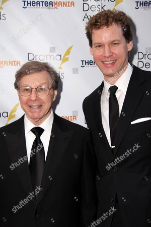 Stock Image of Maury Yeston and Kevin Earley