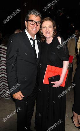 Andrew Rosen, Glenda Bailey