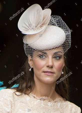 Catherine Duchess of Cambridge and Tim Laurence