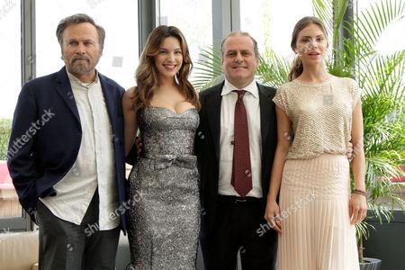 Franco Nero, Kelly Brook, Pascal Vicedomini, Nina Senicar