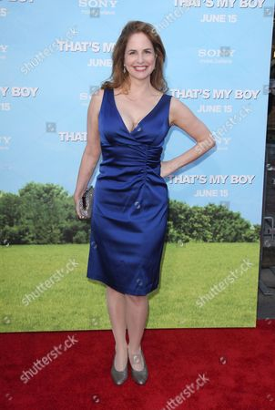 Editorial photo of 'That's My Boy' film premiere, Los Angeles, America - 04 Jun 2012