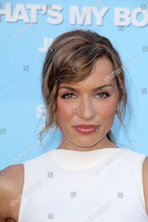 Editorial picture of 'That's My Boy' film premiere, Los Angeles, America - 04 Jun 2012