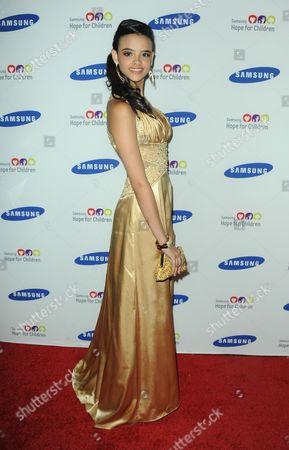 Editorial image of Samsung Hope For Children Gala 2012, New York, America - 04 Jun 2012