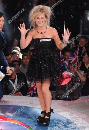 Editorial image of 'Big Brother' TV programme, Elstree Studios, Hertfordshire, Britain - 05 Jun 2012