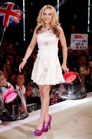Stock Picture of Lauren Carre