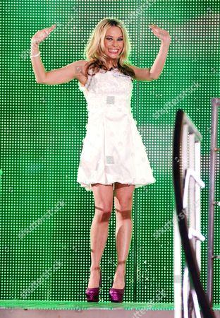 Stock Photo of Lauren Carre