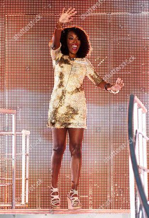 Stock Picture of Shievonne Robinson