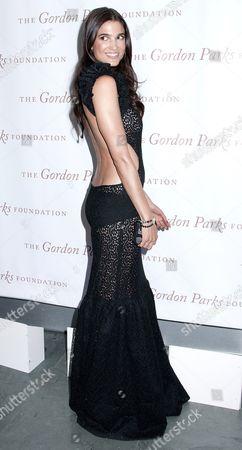 Editorial picture of Gordon Parks Centennial Gala, New York, America - 05 Jun 2012