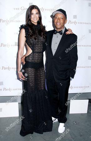 Teresa Lourenco, Russell Simmons