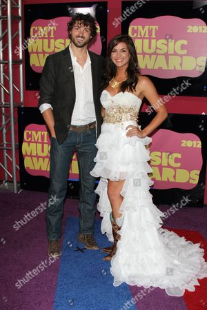 Editorial photo of 2012 CMT Music Awards, Nashville, America - 06 Jun 2012