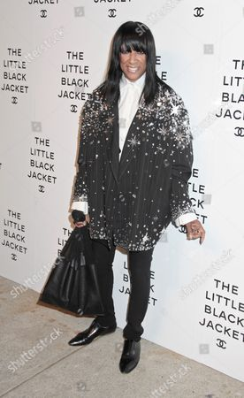 Editorial photo of Chanel 'The Little Black Jacket' Exhibition, New York, America - 06 Jun 2012