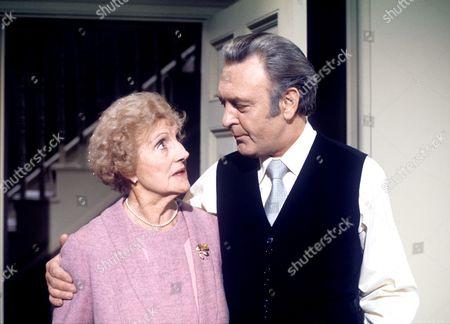 Joyce Carey and Donald Sinden