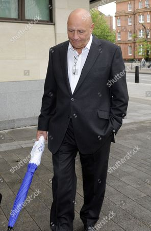 Editorial picture of Former newspaper proprietor Eddie Shah at Westminster Magistrates Court, London, Britain - 07 Jun 2012