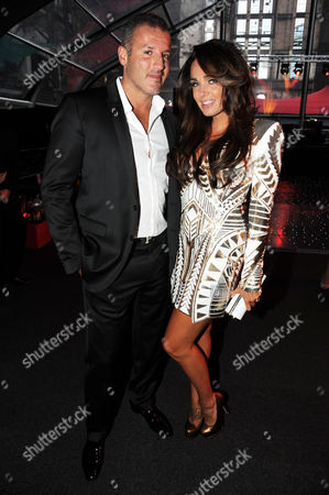 Tamara Ecclestone and Omar Khyami