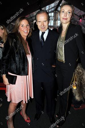 Guest, Simon de Pury and Michaela de Pury