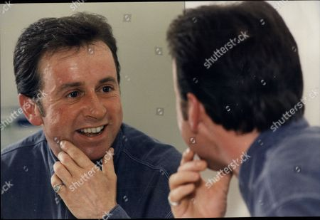 Male Facelift Patient Brian Hoskins Is Delighted With His New Look. (for Full Caption See Version)