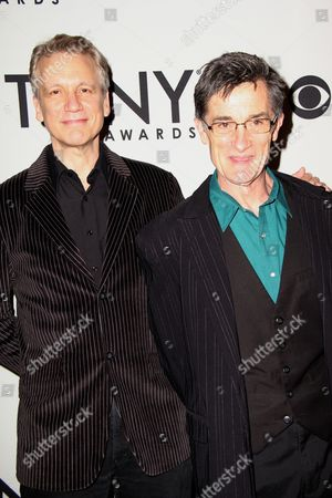 Rick Elice, Roger Rees
