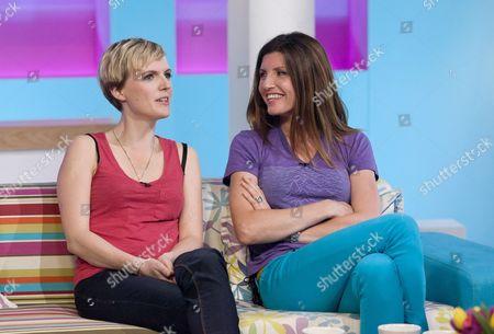 Holly Walsh and Sharon Horgan