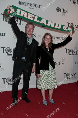 Stock Image of Glen Hansard and Marketa Irglova