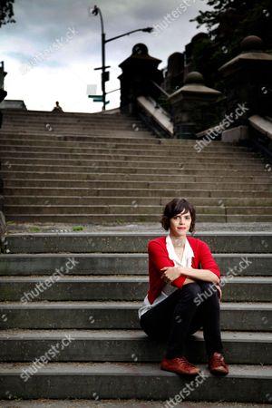 Valeria Luiselli, New York, America