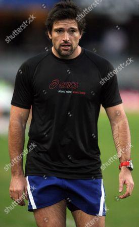 Referee Steve Walsh