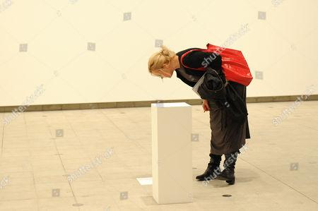 Editorial photo of Invisible Art, Hayward Gallery, London, Britain - 11 Jun 2012