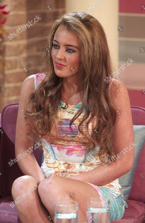 Editorial picture of 'This Morning' TV Programme, London, Britain - 11 Jun 2012