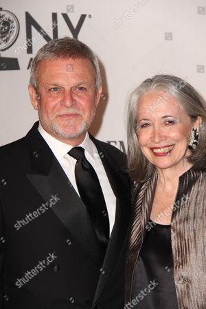 Editorial image of 66th Annual Tony Awards, New York, America - 10 Jun 2012