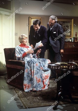Elaine Stritch, Colin Jeavons and Donald Sinden