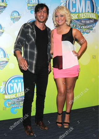 Editorial picture of 2012 CMA Music Festival, Nashville, Tennessee, America - 10 Jun 2012