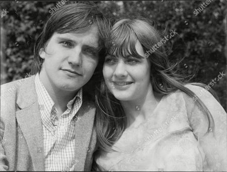 Editorial image of Pop Star Wayne Fontana With His Bride Suzanne Davis After Their Wedding At Manchester Register Office