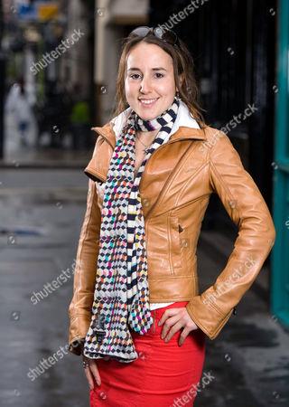 Editorial picture of Rachel Seifert, London, Britain - 09 May 2012