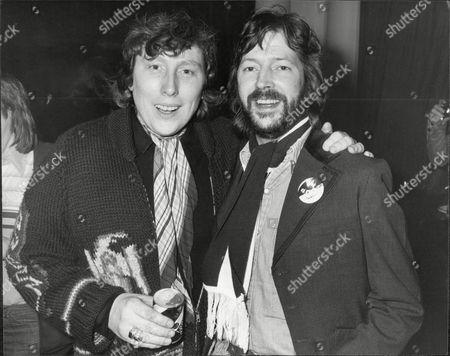 Chris Farlowe and Eric Clapton
