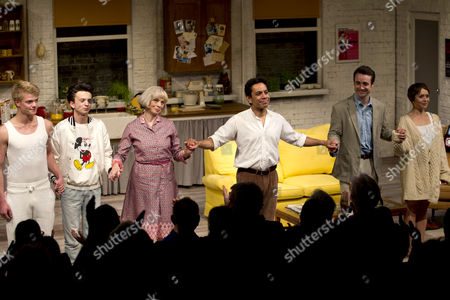 Editorial picture of Press Night for Torch Song Trilogy at the Menier Chocolate Factory, London, Britain - 12 Jun 2012