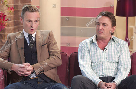 Martin Daubney and Piers Hernu