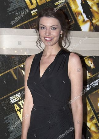 Editorial picture of 'A Thousand Kisses Deep' Premiere, London, Britain - 12 Jun 2012