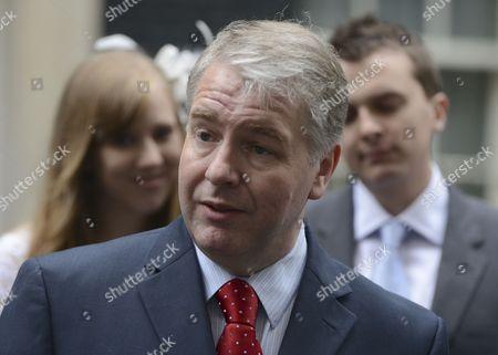 Stock Picture of Colin Heart C4M campaign director