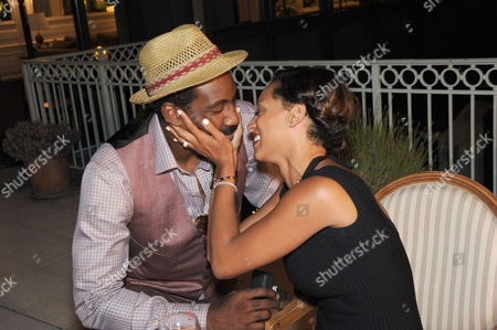 Amar'e Stoudemire proposes to Alexis Welch