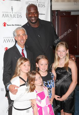 Editorial picture of 71st Annual 'Outstanding Father' awards, New York, America - 14 Jun 2012