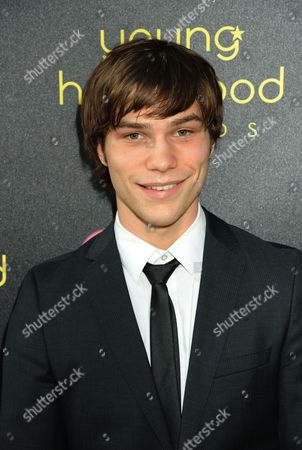 Editorial photo of 14th Annual Young Hollywood Awards, Los Angeles, America - 14 Jun 2012