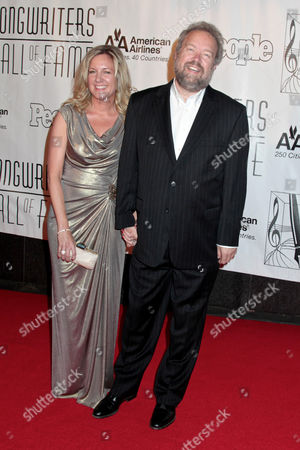 Don Schlitz and wife Stacey