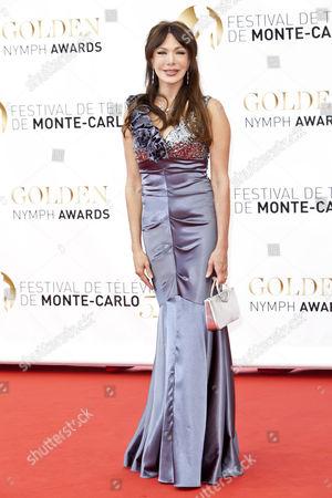 Editorial image of The 52nd Monte Carlo TV Festival closing ceremony, Monaco - 14 Jun 2012