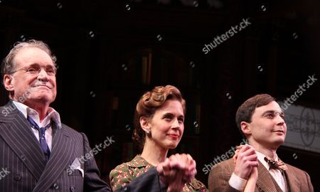 Charles Kimbrough, Jessica Hecht, Jim Parsons