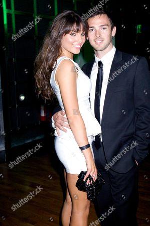 Stina Sanders and Chris Buncombe