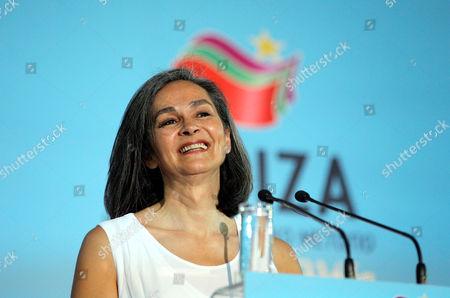 Stock Photo of Former athlete Sophia Sakorafa