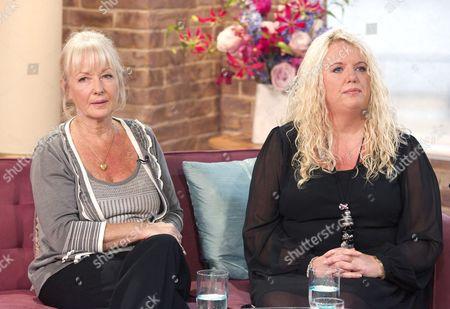 Sue Hymns and Amanda McKenna